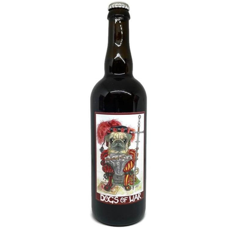 Dogs of War: Battle Pug 2021.1 750ml - Thirst Class Ale
