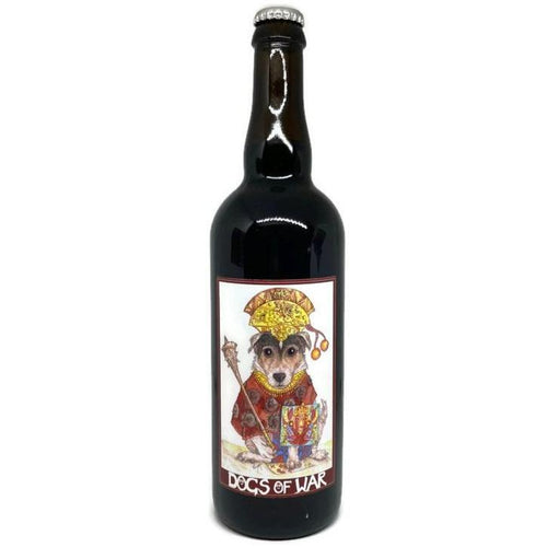 Dogs of War: War Russell 2021.1 750ml - Thirst Class Ale