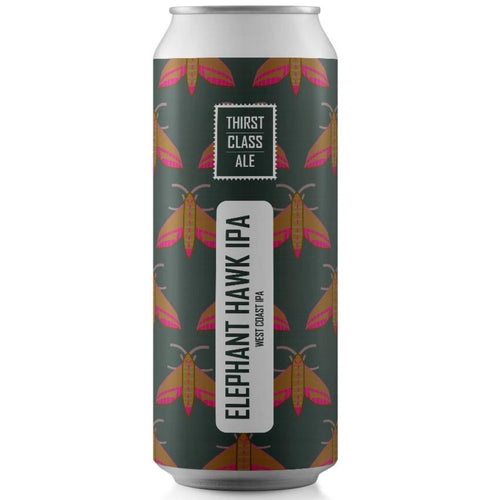 Elephant Hawk IPA 440ml - Thirst Class Ale