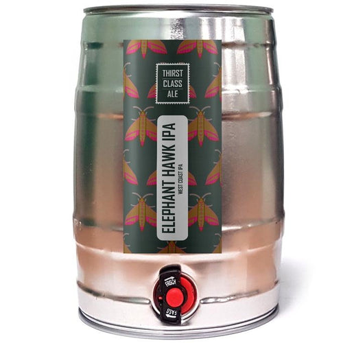 Elephant Hawk IPA Mini Keg - Thirst Class Ale
