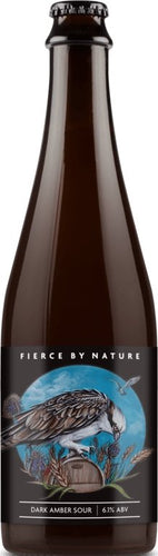 Fierce By Nature Dark Amber Sour 500ml - Thirst Class Ale