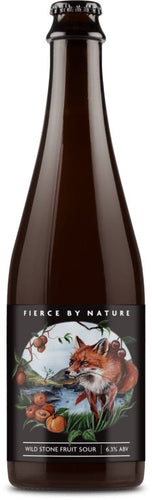 Fierce By Nature Wild Stone Fruit Sour 500ml - Thirst Class Ale