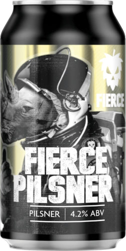 Fierce Pilsner 330ml - Thirst Class Ale