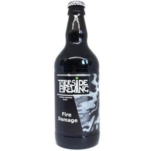 Fire Damage 500ml - Thirst Class Ale