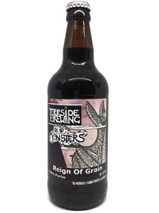 Monsters: Reign Of Grain 500ml - Thirst Class Ale