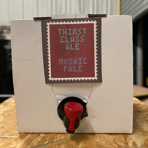 Mosaic Pale Ale Bag-in-Box - Thirst Class Ale