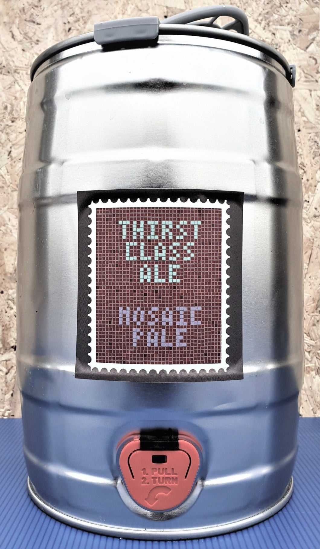 Mosaic Pale Ale Mini Keg - Thirst Class Ale