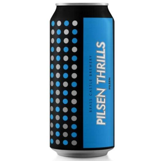 Pilsen Thrills 440ml - Thirst Class Ale
