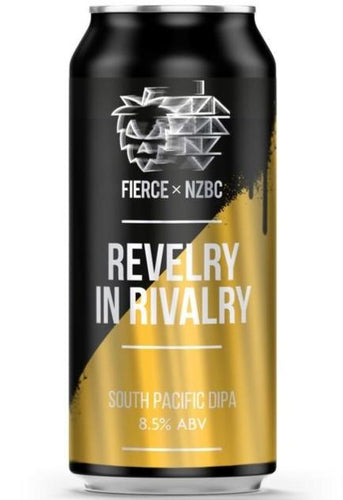 Revelry In Rivalry 440ml - Thirst Class Ale