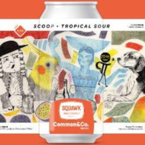 Scoop Tropical Sour 440ml - Thirst Class Ale