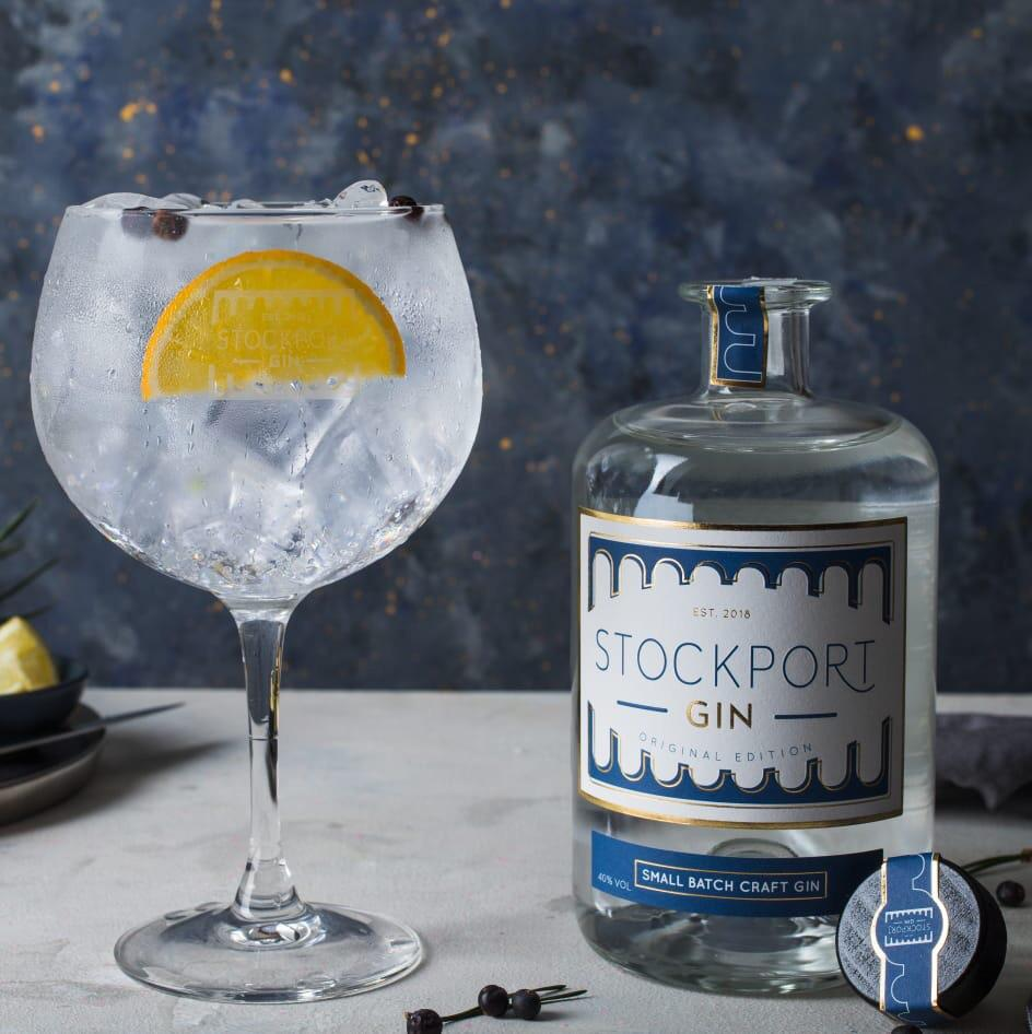 Stockport Gin Original Edition 70cl - Thirst Class Ale