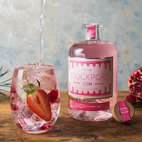 Stockport Gin Pink Edition 70cl - Thirst Class Ale