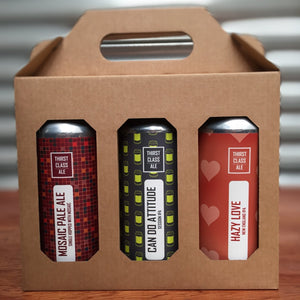 Thirst Class Ale Gift Pack of 3 x 440ml Cans - Thirst Class Ale