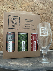 Thirst Class Ale Gift Pack of 6 x 440ml Cans - Thirst Class Ale