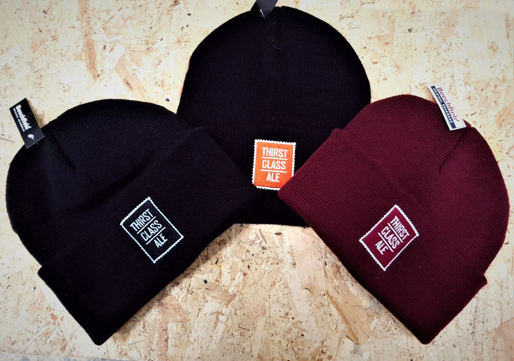 Thirst Class Beanie Hat - Thirst Class Ale