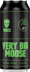 Very Big Moose Imperial Chocolate Stout 440ml - Thirst Class Ale