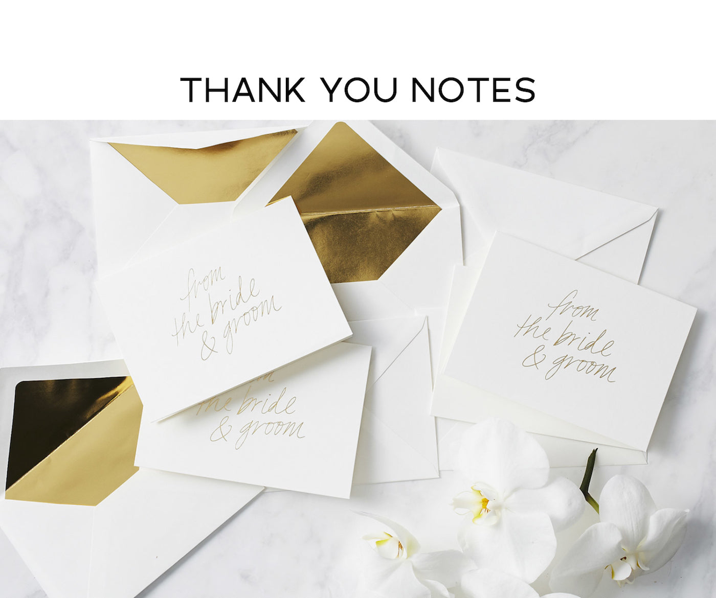 Blacklist Studio - Thank You Notes - Paper Plane Store - NZ
