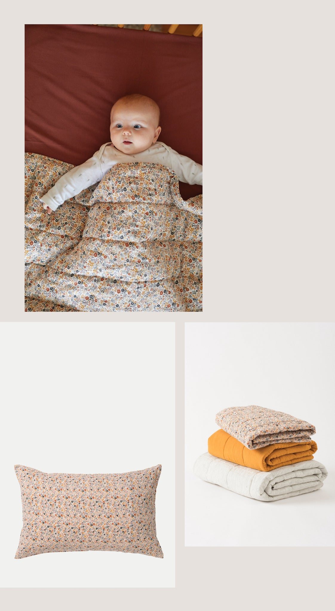 Paper Plane - New Season Citta - Bedding - Throws - Cot Blankets