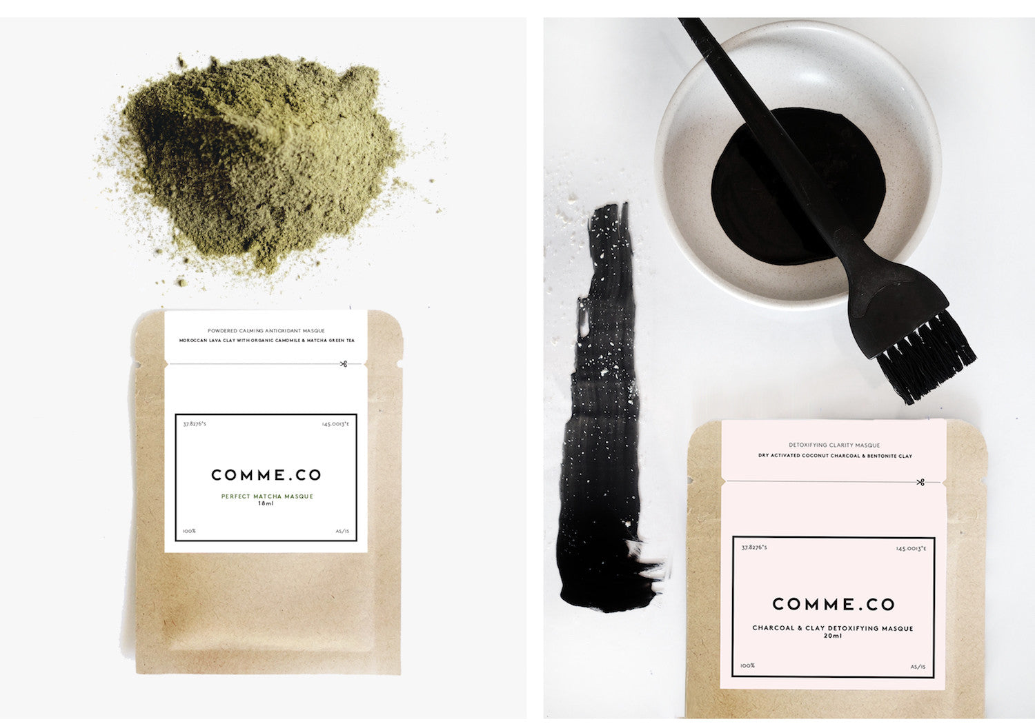 Comme.co - Charcoal Products - NZ