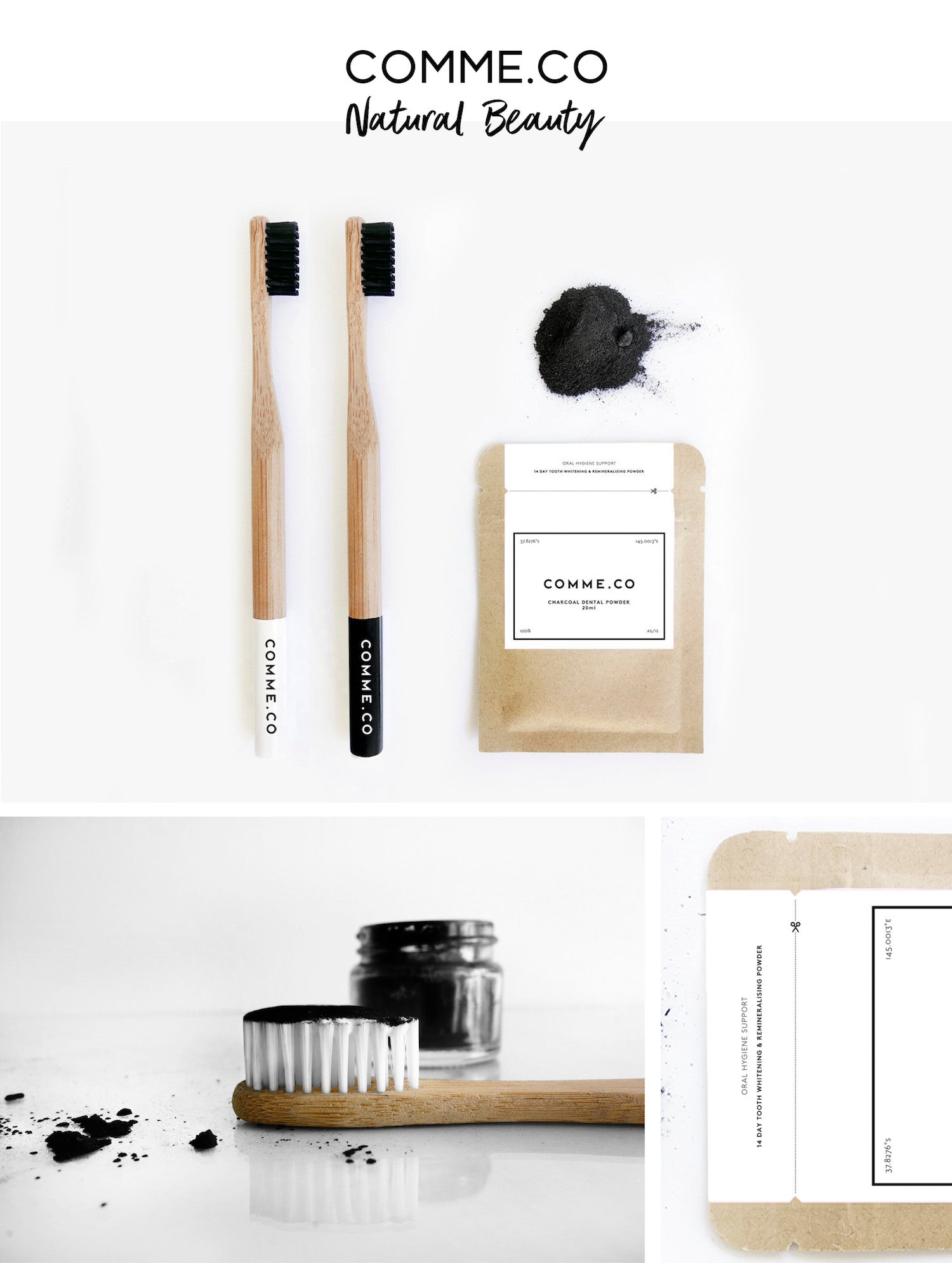 Comme.co - Charcoal products - Natural Products