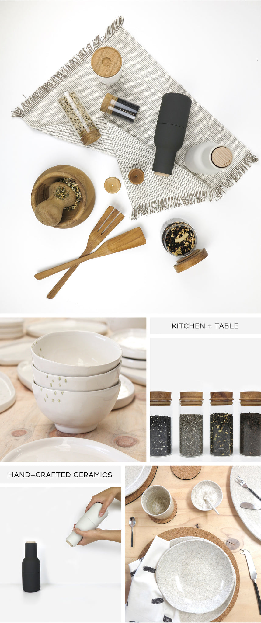 Dinner Party - a kinfolk table