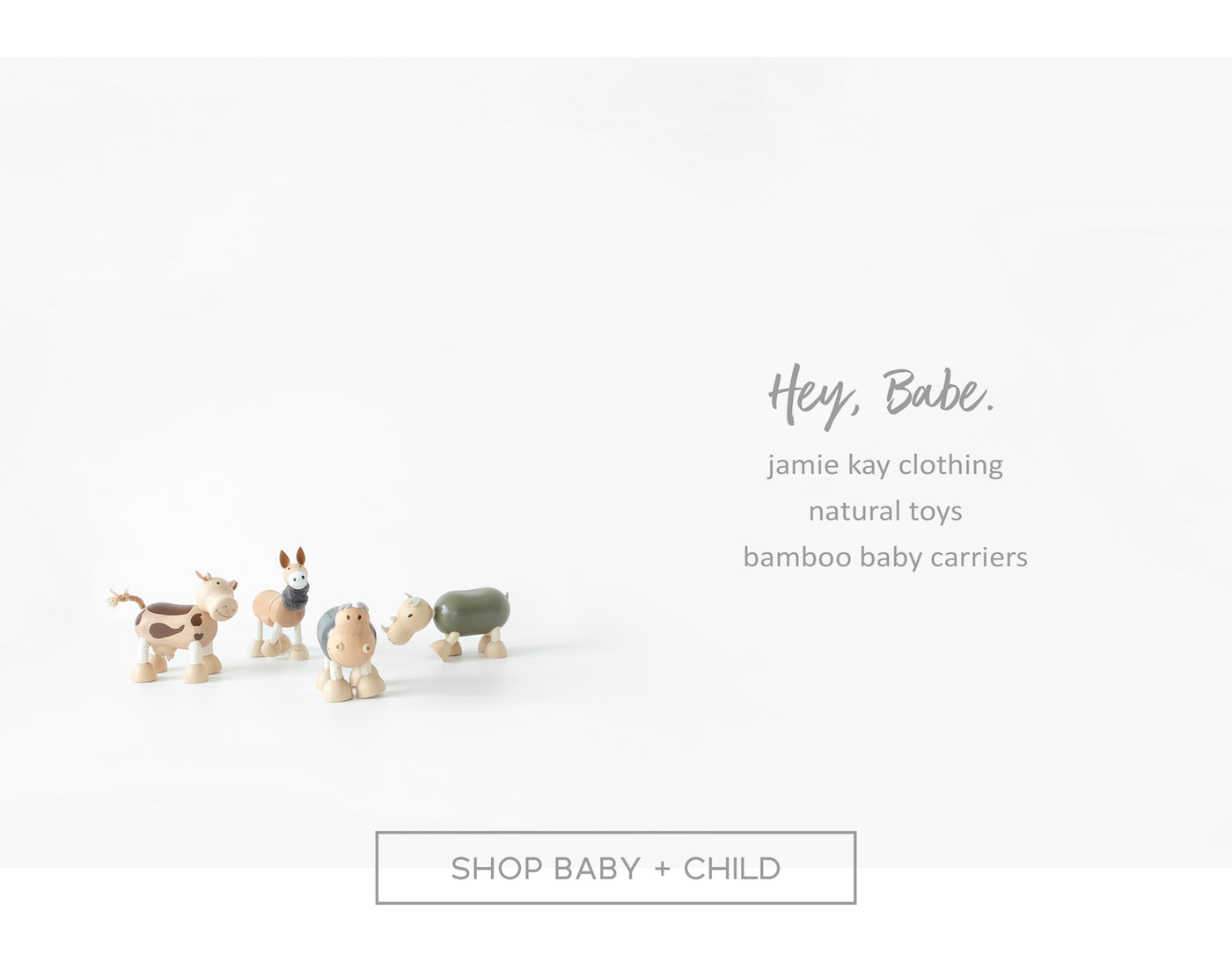 Baby + Child - Paper Plane Store