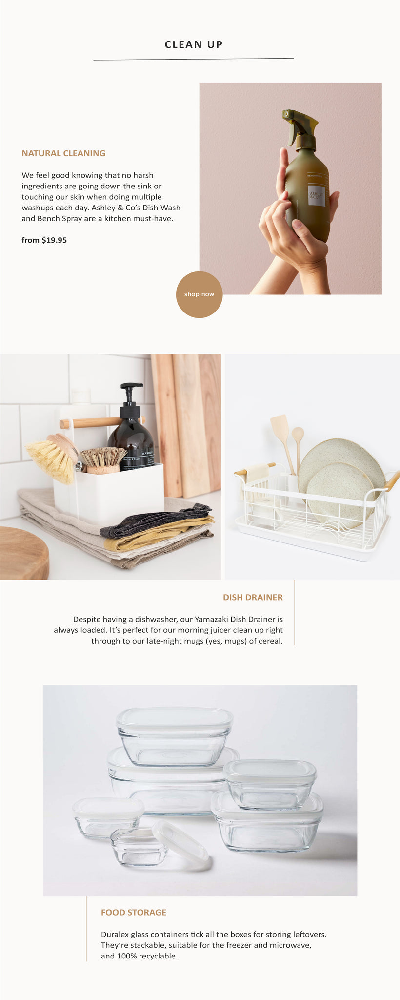 Kitchen Essentials  - Homeware – Paper Plane Store – Mount Maunganui