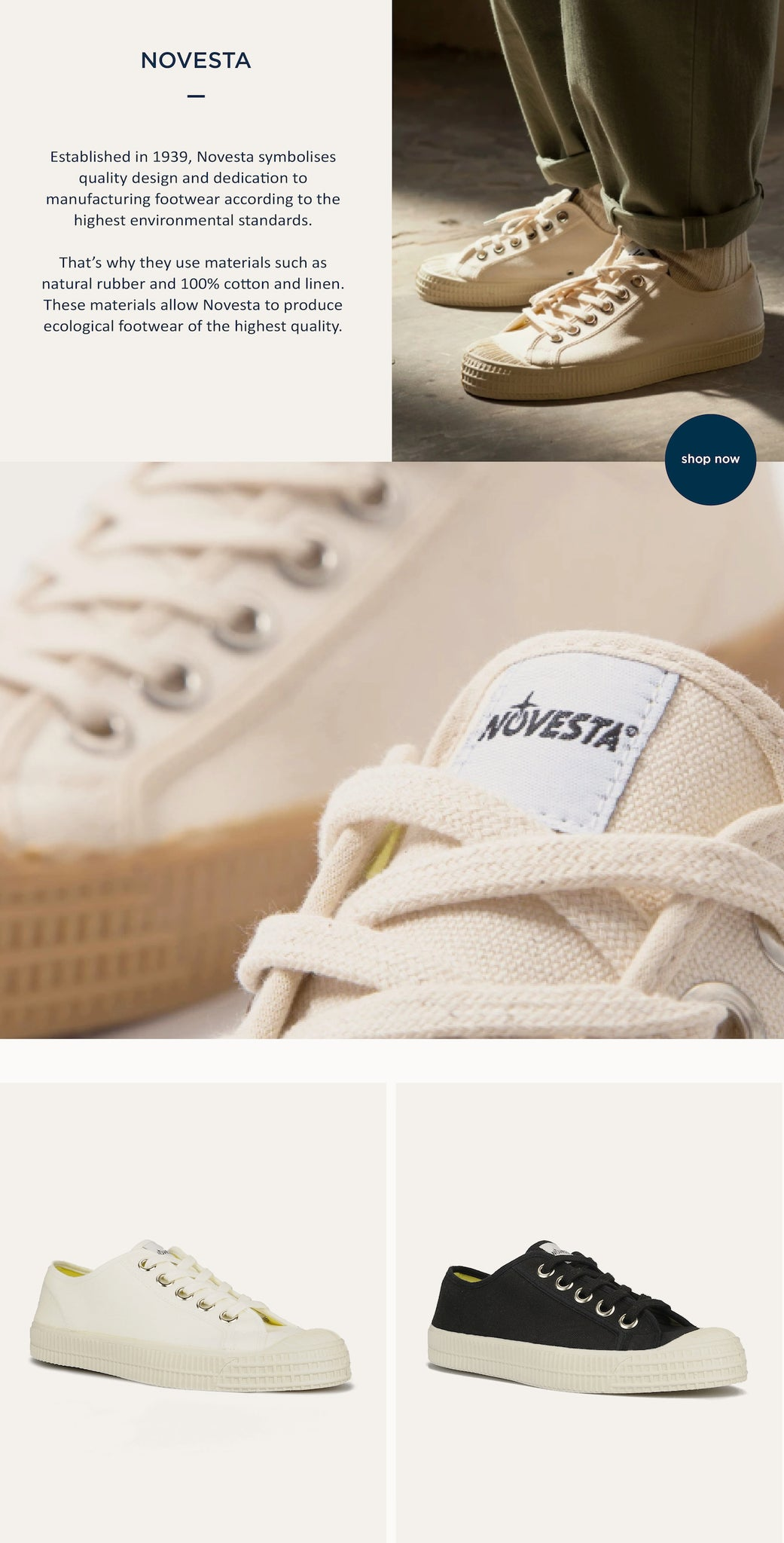 Paper Plane - Novesta Shoes - Ethical - Mount Maunganui Stockist