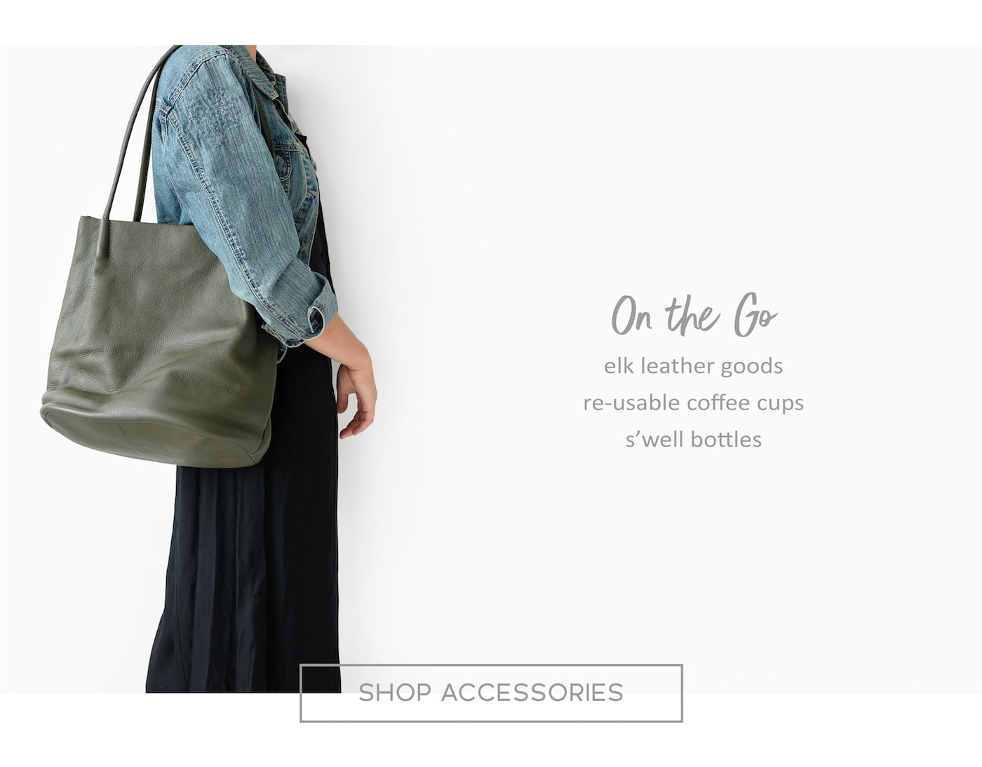Bags + Accessories - Paper Plane Store