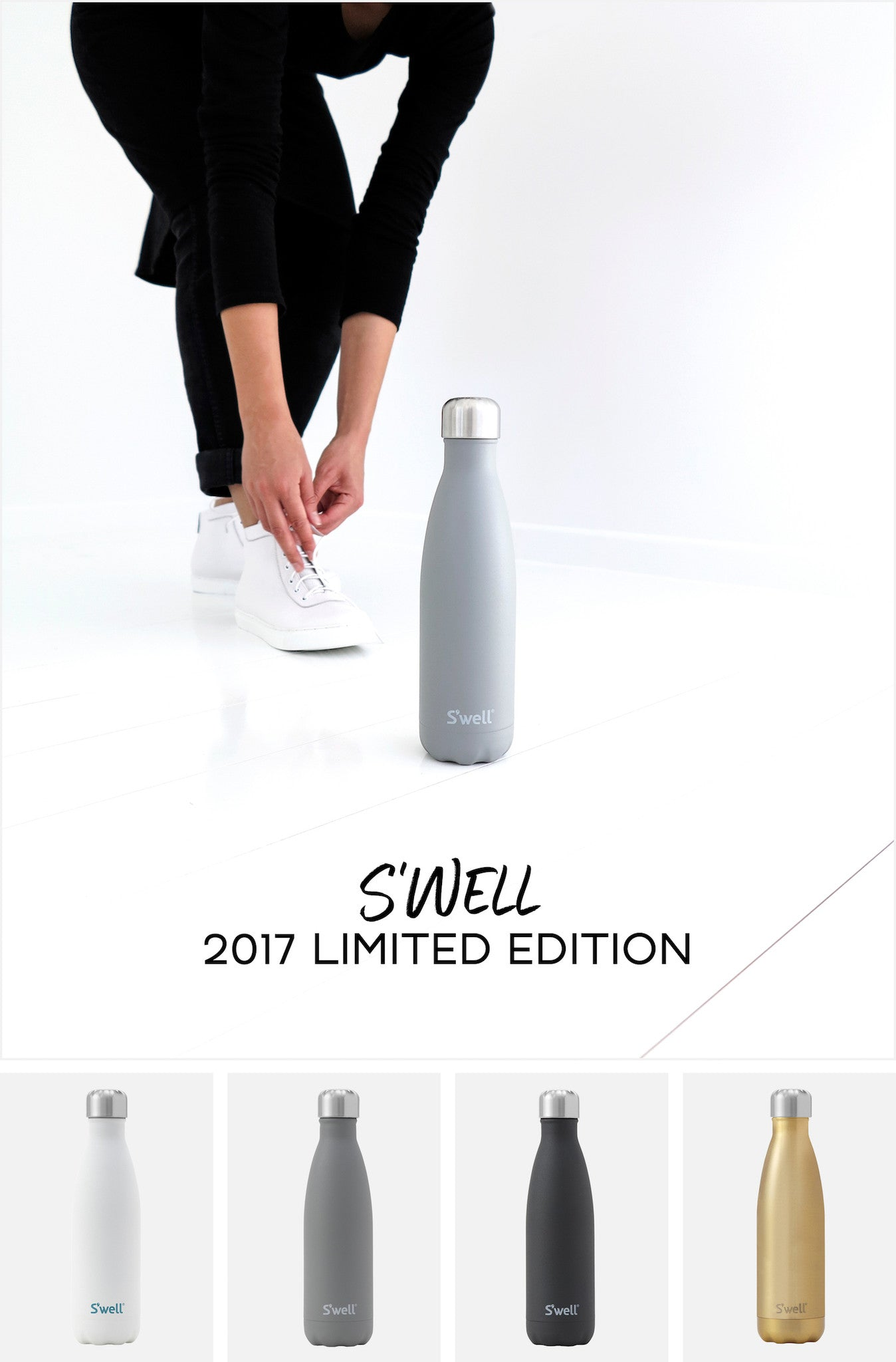 S'well - Drink Bottle - Paper Plane Store - NZ