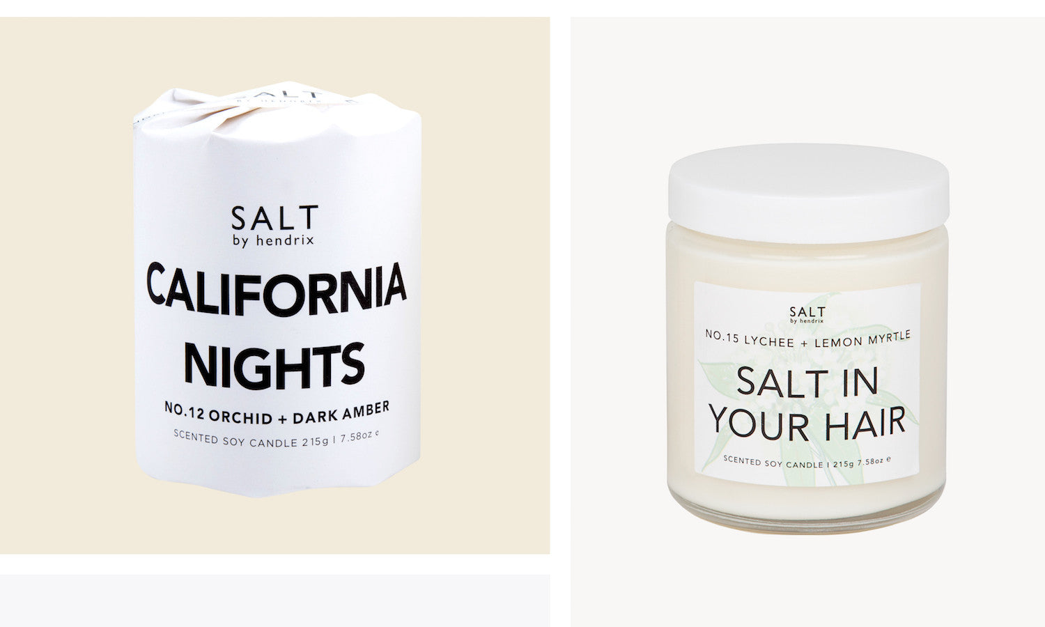 SALT by Hendrix - Organic Natural Skincare