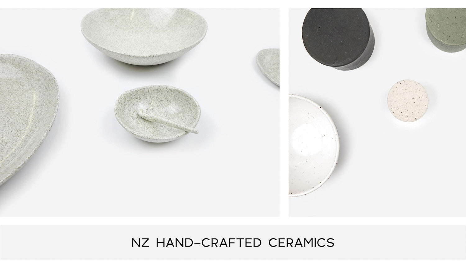 NZ Hand Crafted Ceramics - Houston Design - Renee Boyd - Paper Plane Store - NZ