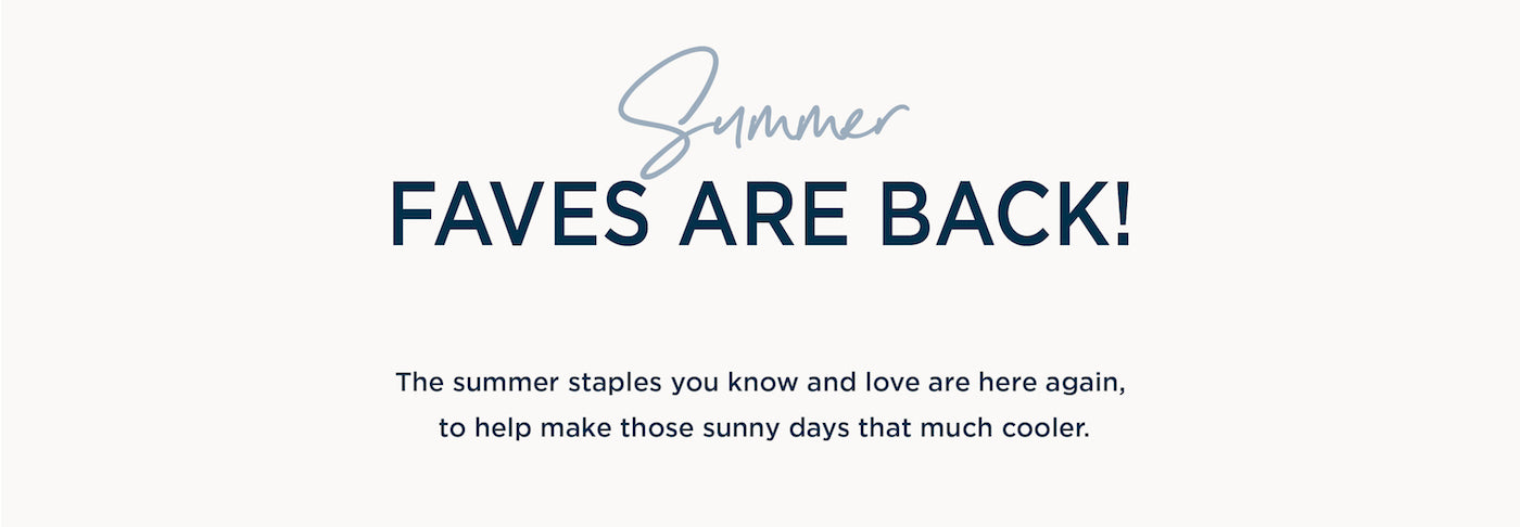 Summer Faves are back! - Paper Plane - Mount Maunganui - LIfestyle - Gift - Store