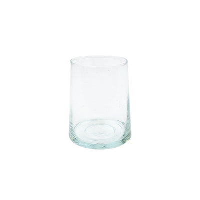 Beldi Wine Glasses - Moroccan Glass - 250ml Large Wine Glass