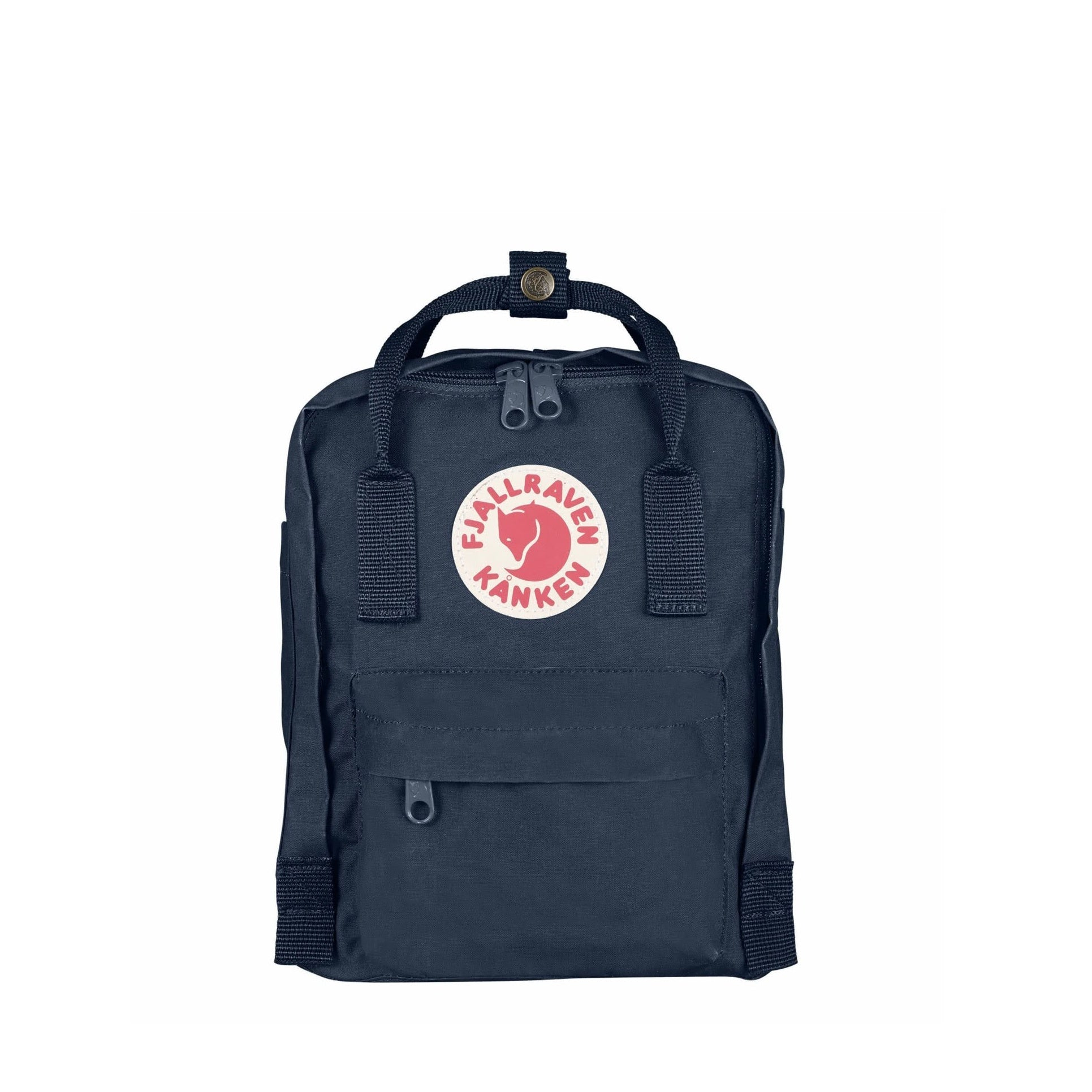Paper-Plane--Fjallraven---Kanken-Mini-Backpack---Navy---$135NZD