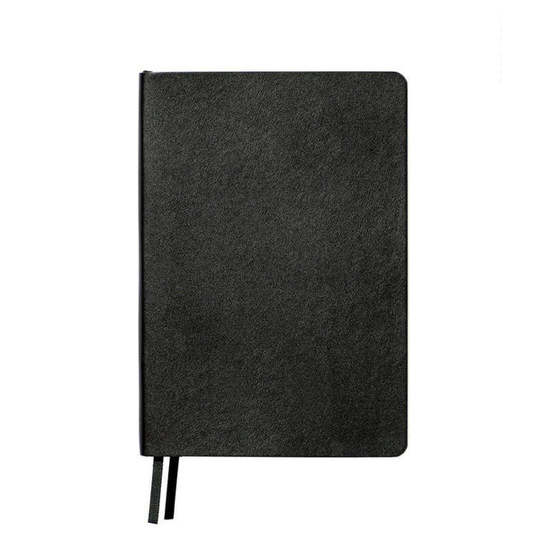 An Organised Life - Blank Leather Notebook