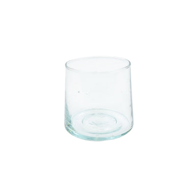 Beldi Wine Glasses - Moroccan Glass - 200ml Small Wine Glass