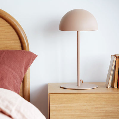 Citta - Moon Table Lamp - Almond - Mt Maunganui Stockist - Paper Plane