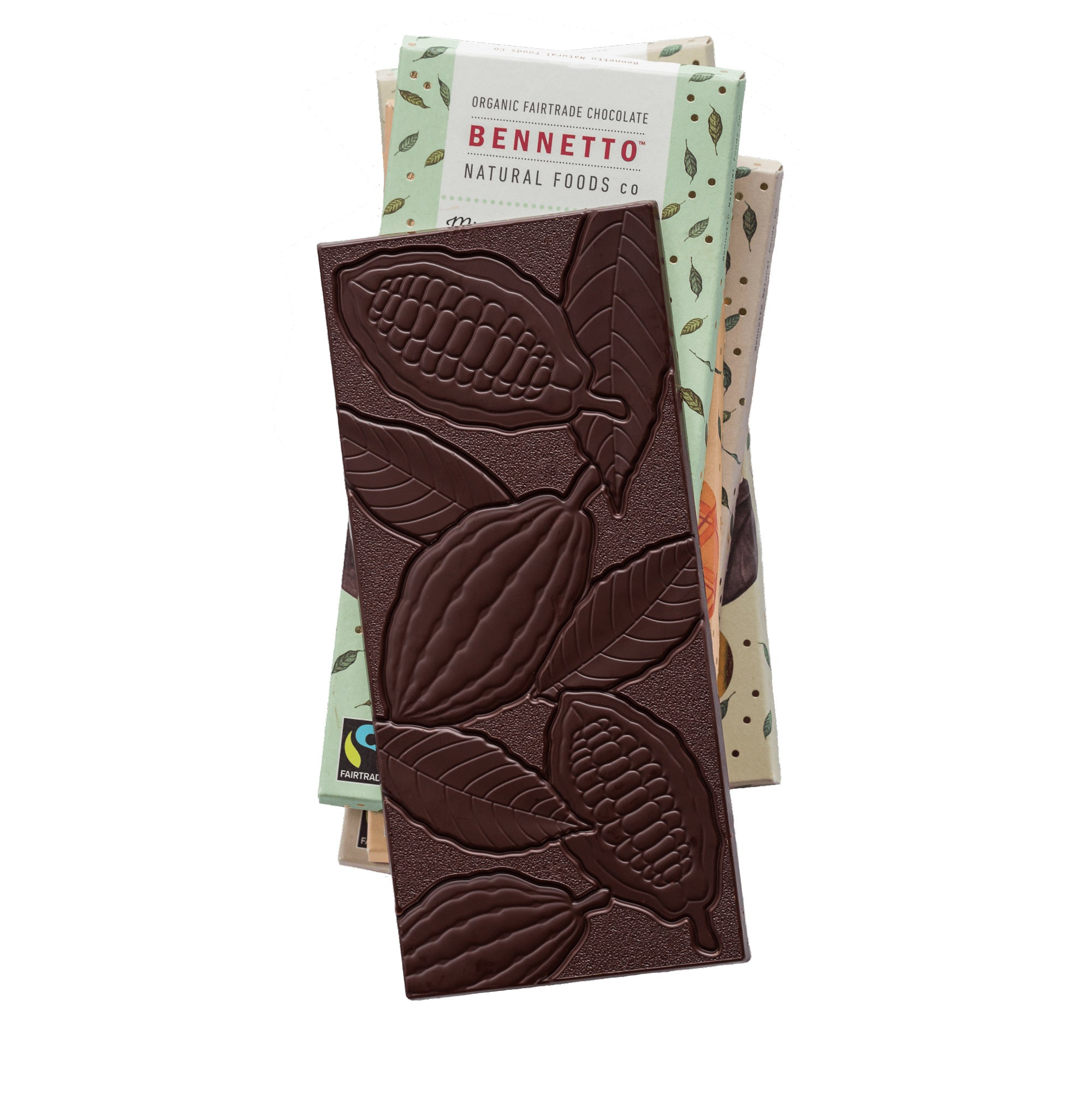 Bennetto - Orange & Chilli Chocolate Bar