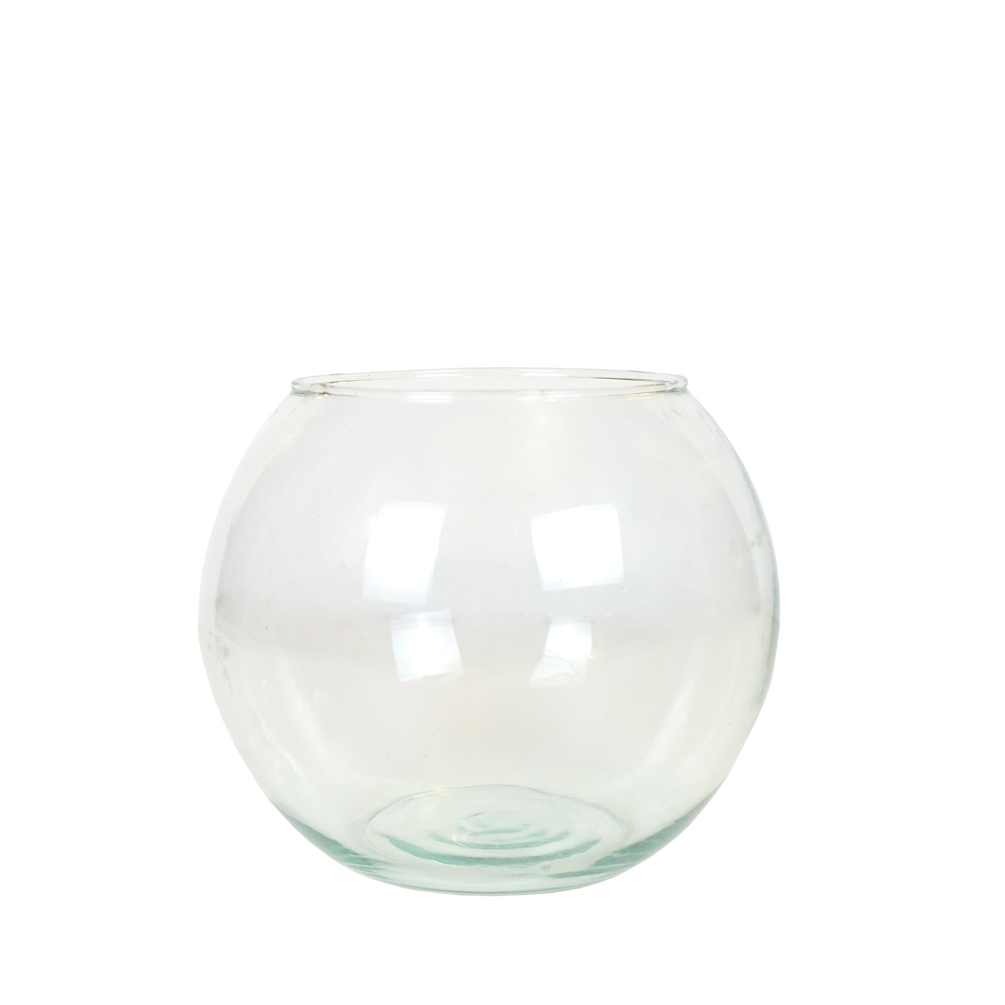 Beldi Round Glass Vase