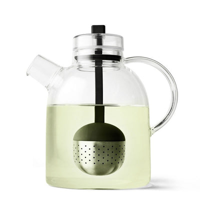Menu Glass Teapot