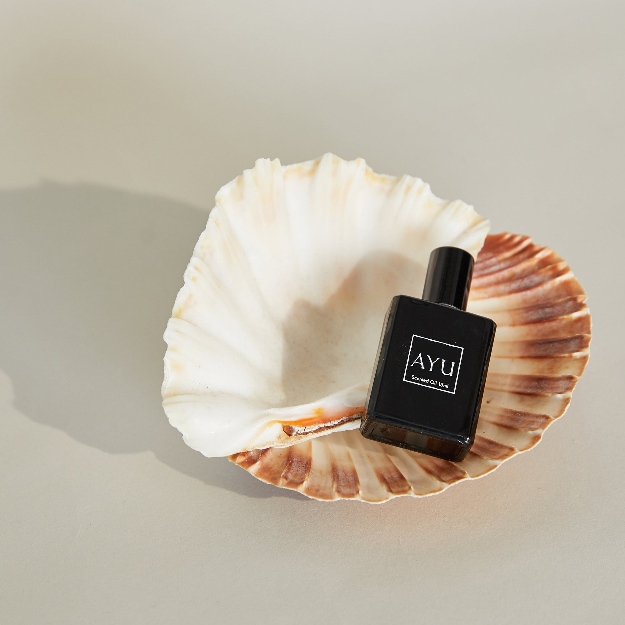 Ayu - Natural Perfume Oil - Sage - Paper Plane - NZ Stockist - Mount Maunganui