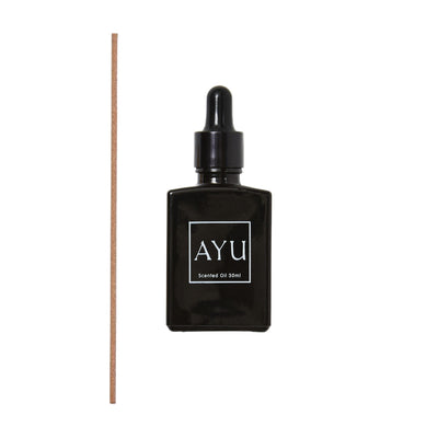 Ayu - Natural Perfume Oil - Sufi - Paper Plane - Natural Fragrance - Gifts - Ayu NZ Stockist