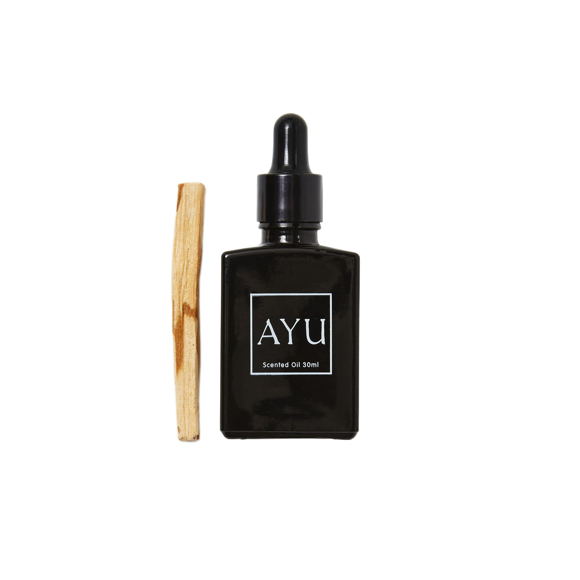 Ayu - Natural Perfume Oil - White Oudh