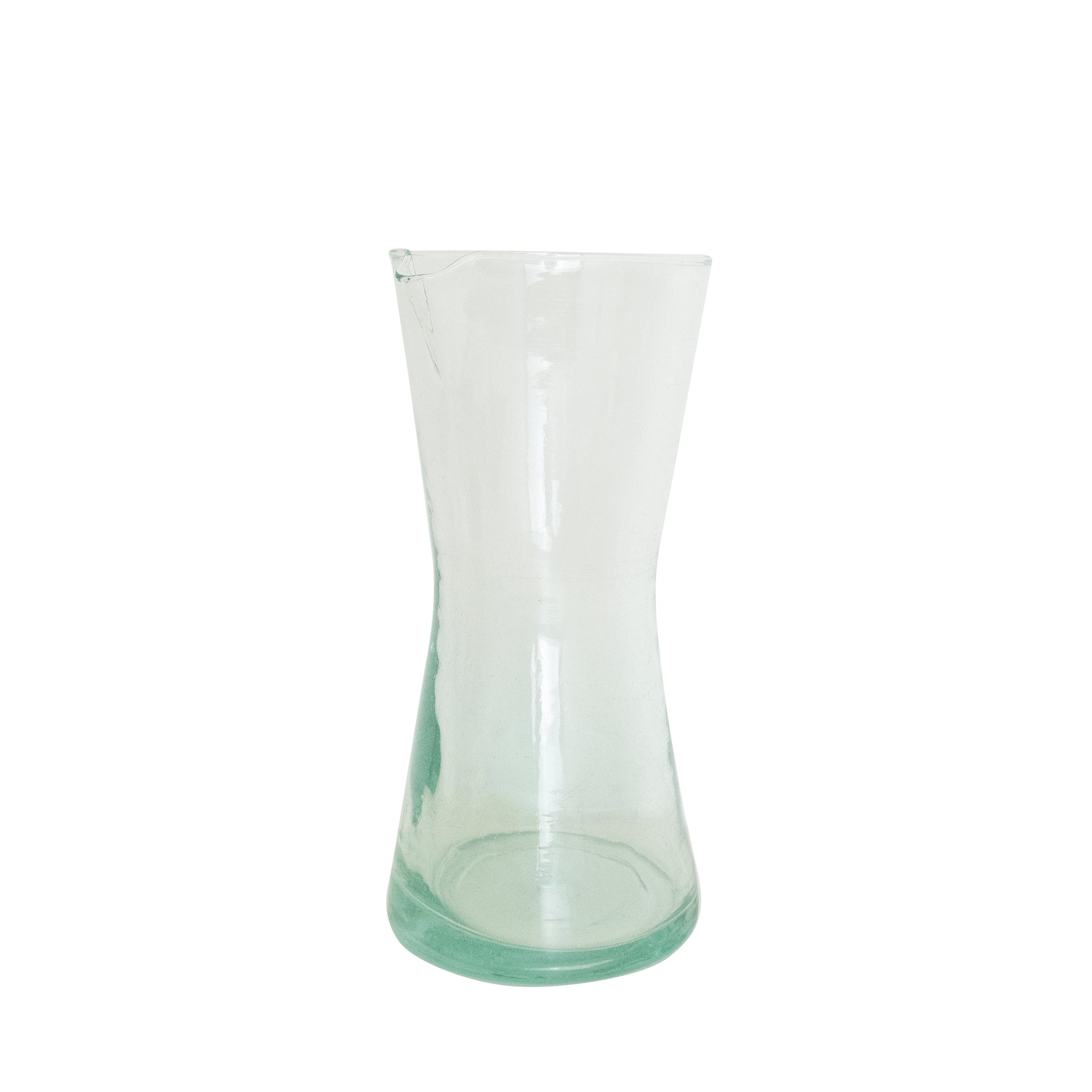 Beldi Glass Flared Carafe - Tall
