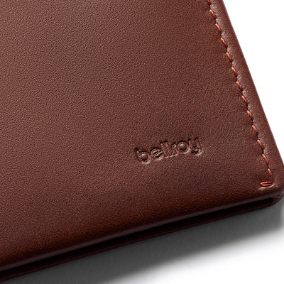Bellroy Note Sleeve - Cocoa