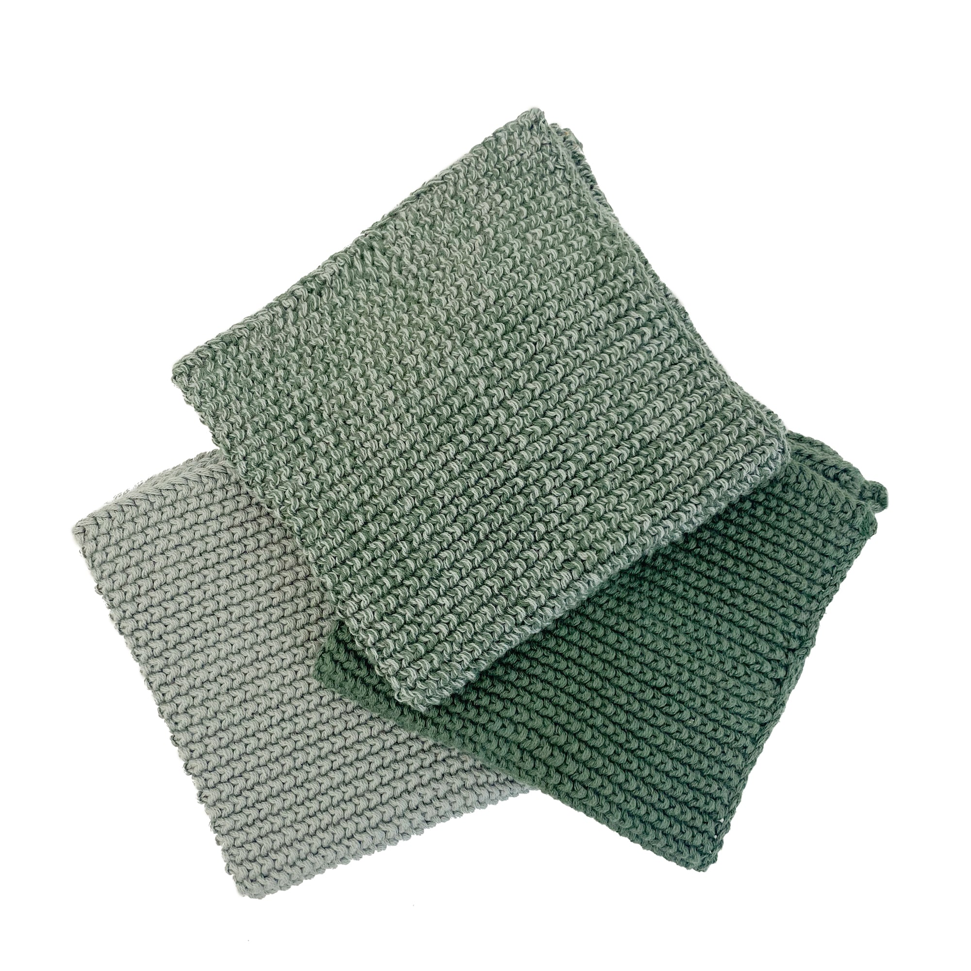Cotton Cloths - Sage