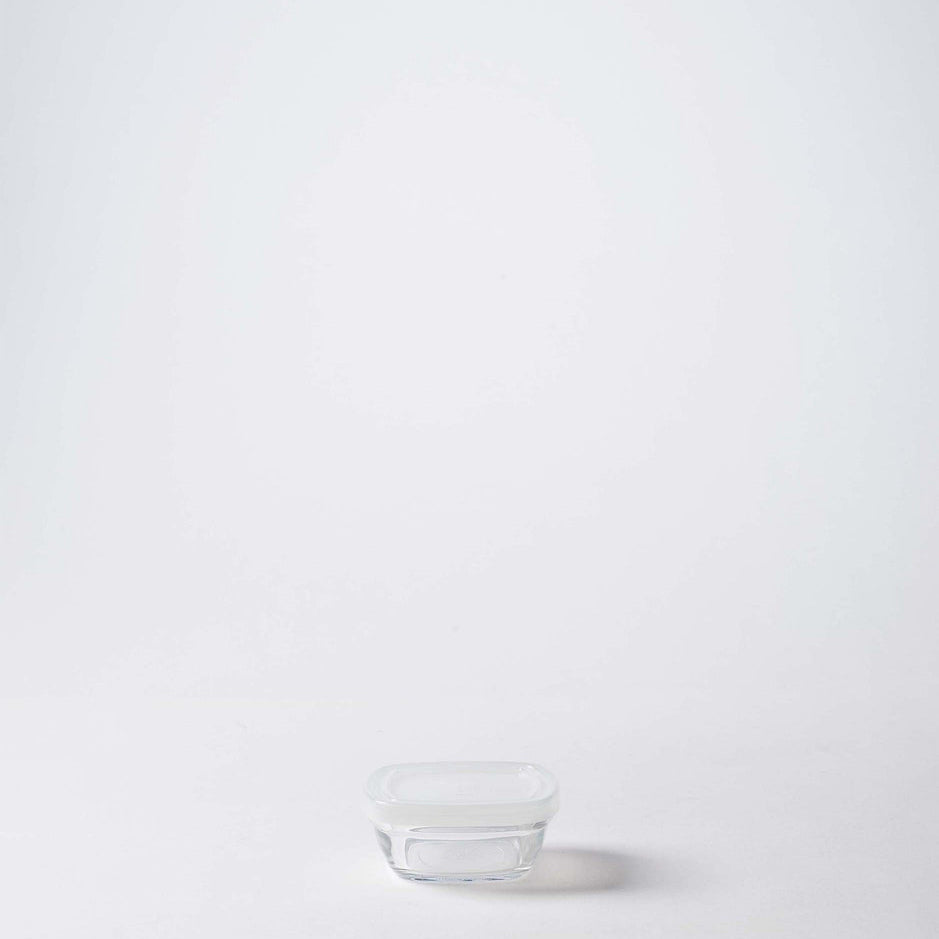 Duralex Square Glass Containers - Duralex Stockist - Paper Plane - NZ Stockist - Reusable - Sustainable Living