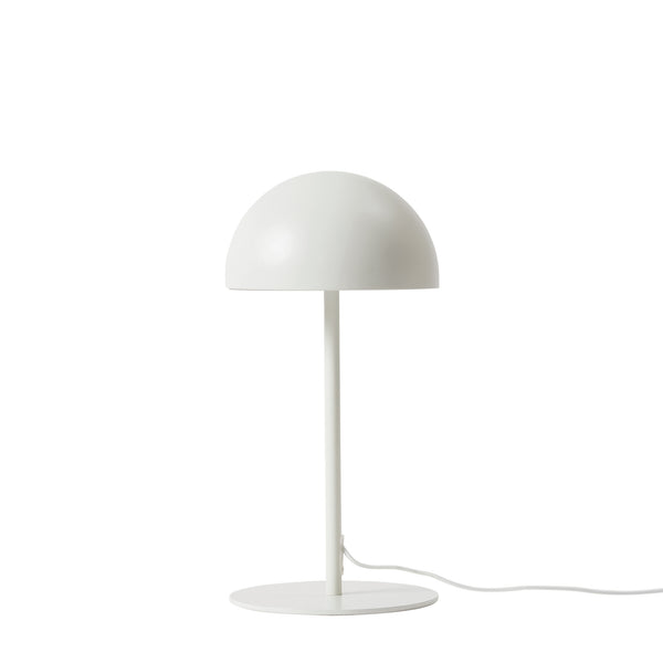 Paper Plane - Citta - Moon Table Lamp - White - Mt Maunganui Stockist