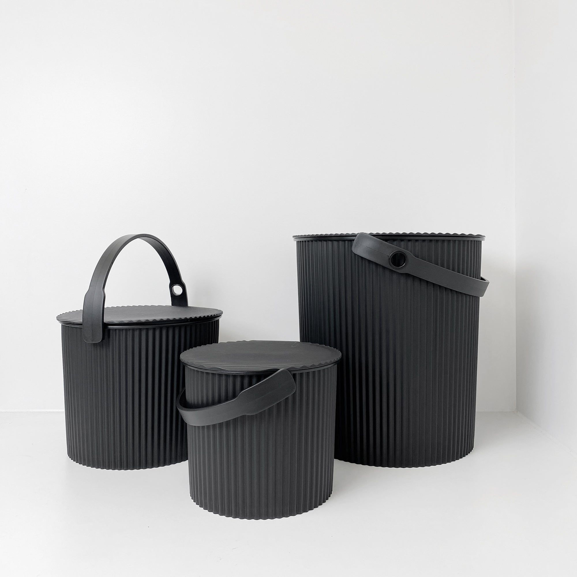 Hachiman Bucket - Black